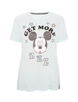 Mickey Mouse Pyjama T Shirt by Primark
