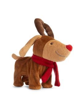 Christmas Walking Singing Reindeer by Primark