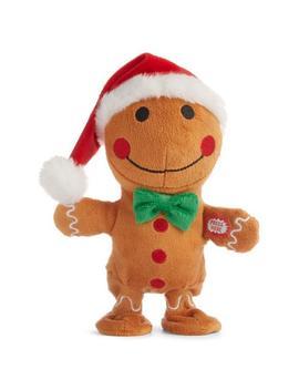 Christmas Walking Singing Gingerbread Man by Primark