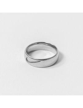 Swoosh Ring Klippa Ut Silver by Nike