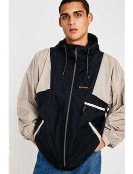 Iets Frans… Stone Panelled Windbreaker Jacket by Iets Frans...