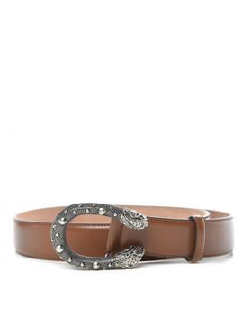 Gucci Calfskin Dionysus Belt 95 38 Brown by Gucci