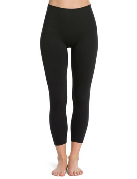 Spanx Look At Me Now Crop Seamless Leggings by Spanx®