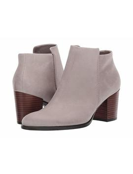 Shape 55 Stacked Heel Ankle Boot by Ecco