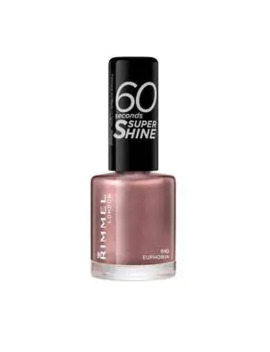 Rimmel Nail Polish 60 Second Euphoria 8ml by Superdrug