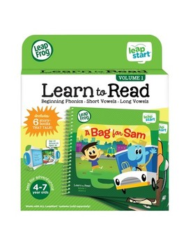 Leap Frog Leap Start Learn To Read Volume 1 by Leap Frog