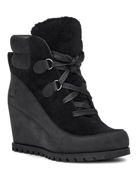 Valory Waterproof Insulated Wedge Boot by Ugg