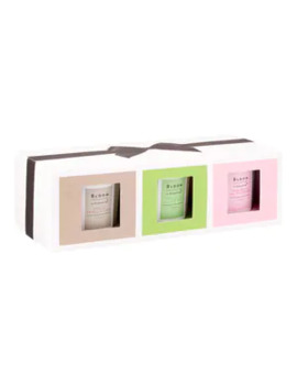 Superdrug Bloom Candle Trio Set by Superdrug