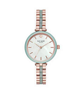 Rose Gold Tone Holland Watch by Kate Spade New York