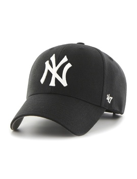 47 Brand Relaxed Fit Cap   Mvp New York Yankees Black by Wish