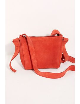 Clara Suede Crossbody by Fp Collection