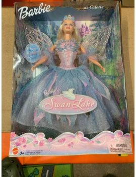 Barbie As Odette Swan Lake Nrfb New In Box by Mattel