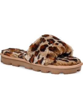 Cozette Genuine Shearling Slide by Ugg®