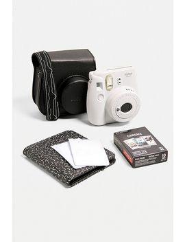 Fujifilm Uo Exclusive Instax™ Mini 9 Chroma Instant Camera Bundle by Fujifilm