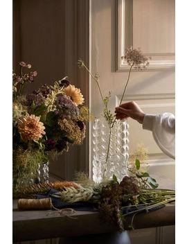 Strukturmønstret Glasvase by H&M