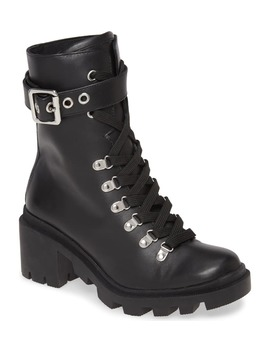 Nigel Combat Boot by Silent D