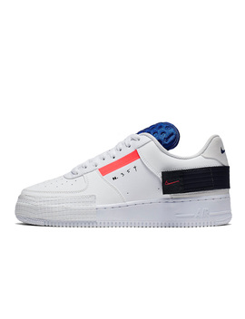 Nike Air Force 1 Low Type White | Ci0054 100 by The Sole Supplier