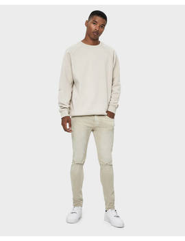 Coloured Skinny Fit Jeans by Bershka