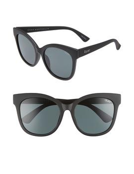 It's My Way 55mm Sunglasses by Quay Australia