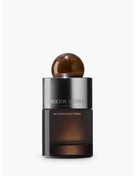 Molton Brown Re Charge Black Pepper Eau De Parfum, 100ml by Molton Brown