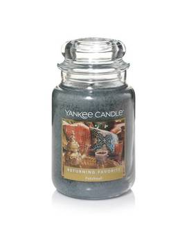 Patchouli by Yankee Candle