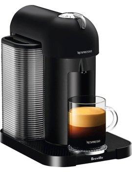 Vertuo Coffee Maker And Espresso Machine By Breville   Matte Black by Nespresso