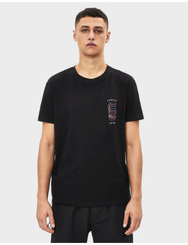 Arkade Print T Shirt by Bershka