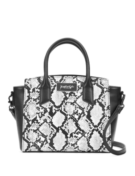 Kendall + Kylie Snake Crossbody Satchel Bag by Kendall + Kylie For Walmart