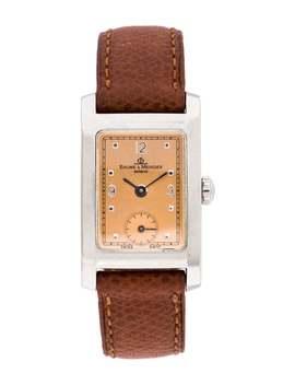 Hampton Watch by Baume & Mercier