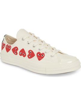 X Converse Chuck Taylor® Low Top Sneaker by Comme Des GarÇons Play