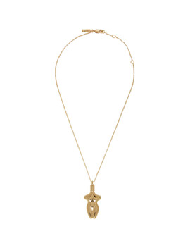 Gold Femininities Necklace by ChloÉ