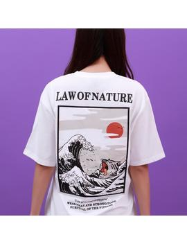 """Law Of Nature"" Shirts by Aesthentials"
