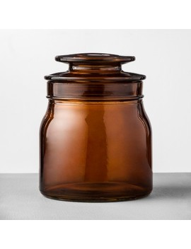 Bath Canister Amber   Hearth & Hand™ With Magnolia by Hearth & Hand With Magnolia