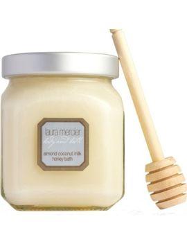 Almond Coconut Milk Honey Bath 300g by Laura Mercier