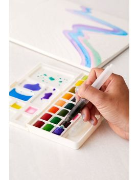Watercolor Travel Palette by Urban Outfitters
