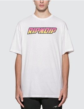 Ripndip Racing T Shirt by              Ripndip