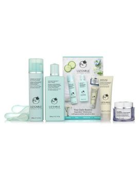 Liz Earle Your Daily Routine With Superskin™ Moisturiser Unfragranced For Sensitive Skin by Liz Earle