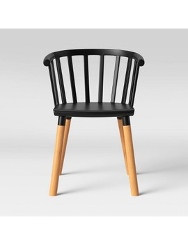 Set Of 2 Balboa Barrel Back Dining Chair   Project 62™ by Project 62