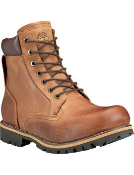 Earthkeepers Rugged Waterproof 6in Plain Toe Boot   Men's by Timberland