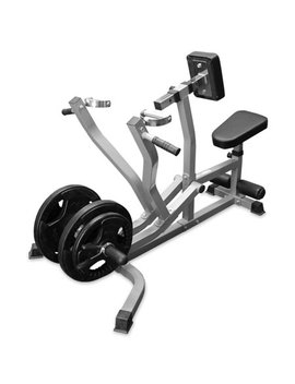 Seated Row Machine With Independent Arms by Valor Fitness
