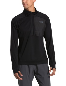 Essential Quarter Zip Pullover by The North Face