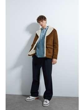 Camisa Polo Denim by Zara