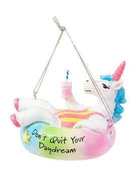 Unicorn Float Kersthanger 7 Cm by Kurt Adler
