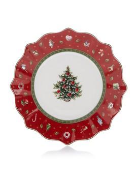 Toy's Delight Kerst Ontbijtbord 25 Cm by Villeroy & Boch