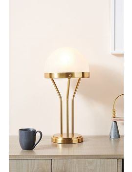 Soho Home X Anthropologie Peggy Table Lamp by Soho Home X Anthropologie