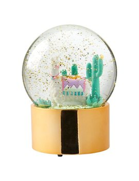 <Div>Snow Globe Llama</Div> by Indigo