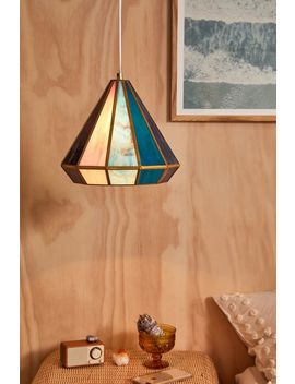 Gabriella Stained Glass Pendant Light by Urban Outfitters