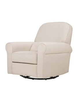 Da Vinci Ruby Recliner And Glider In Cream by Davinci