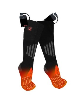 Action Heat 5 V Battery Heated Wool Socks by Action Heat