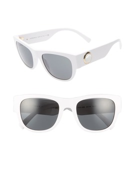55mm Sunglasses by Versace